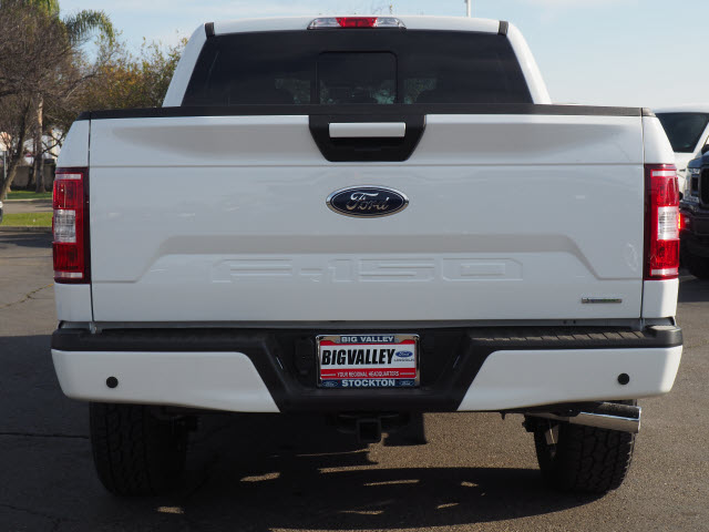 2018 F-150 SuperCrew Cab 4x4,  Pickup #T14548 - photo 6