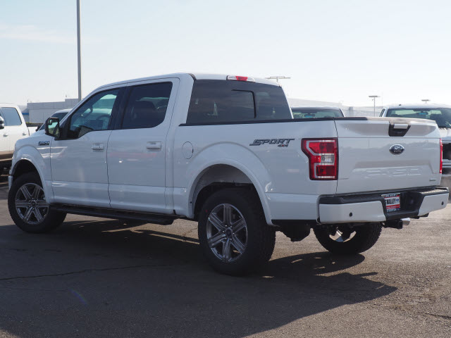 2018 F-150 SuperCrew Cab 4x4,  Pickup #T14548 - photo 2