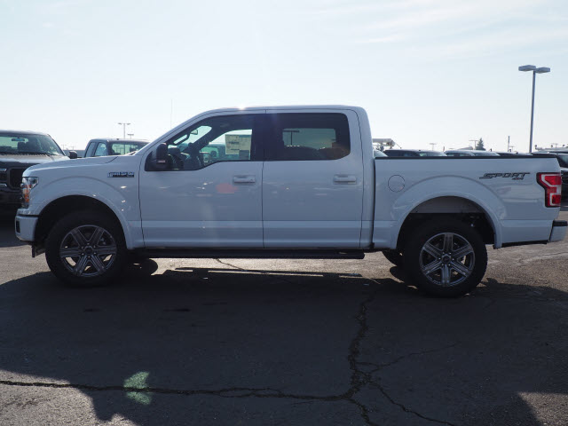 2018 F-150 SuperCrew Cab 4x4,  Pickup #T14548 - photo 7