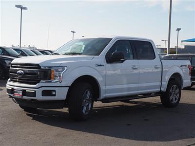 2018 F-150 SuperCrew Cab 4x4,  Pickup #T14548 - photo 1