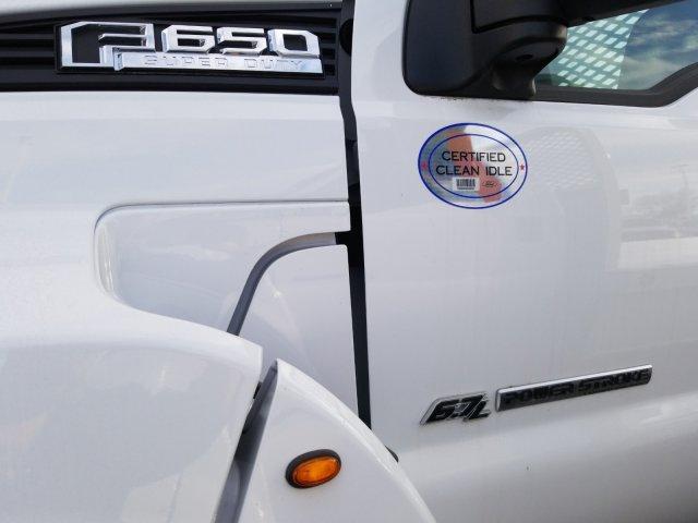 2019 F-650 Regular Cab DRW 4x2, Scelzi WFB Platform Body #T14973 - photo 5