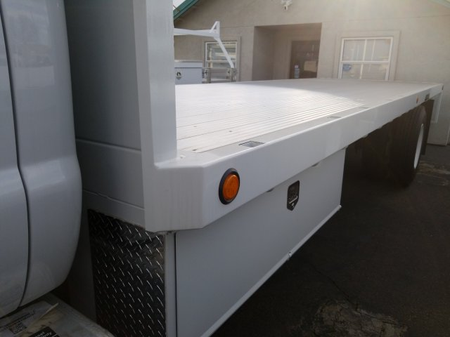 2019 F-650 Regular Cab DRW 4x2, Scelzi WFB Platform Body #T14973 - photo 6