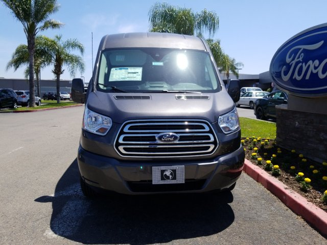 2019 Transit 250 Med Roof 4x2,  Passenger Wagon #T15102 - photo 3