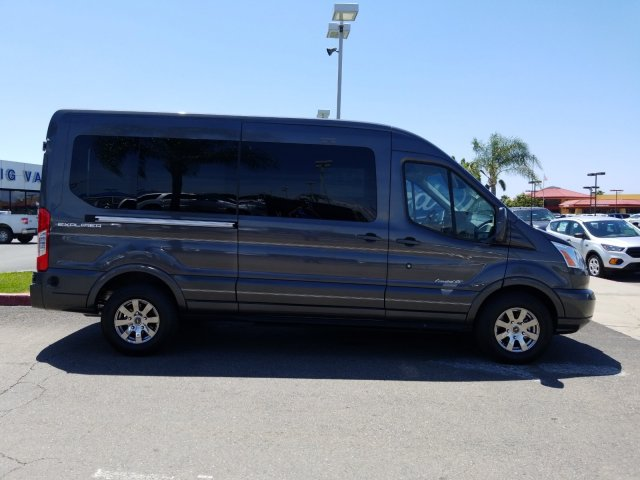 2019 Transit 250 Med Roof 4x2,  Passenger Wagon #T15102 - photo 4