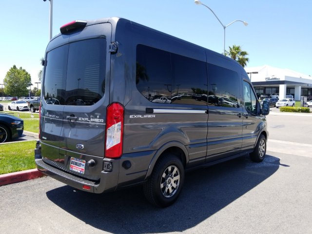 2019 Transit 250 Med Roof 4x2, Passenger Wagon #T15102 - photo 1