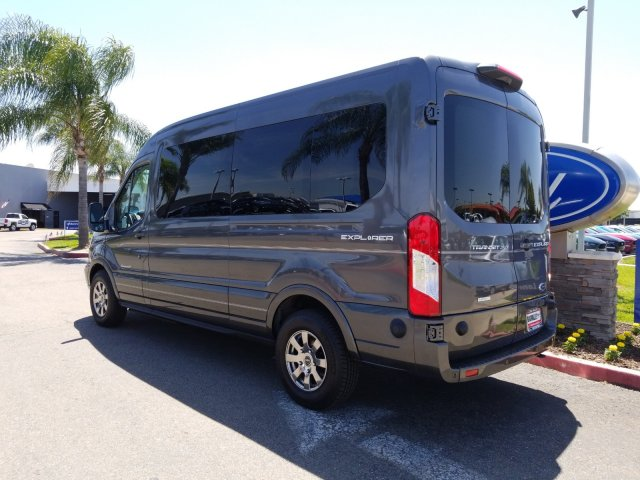 2019 Transit 250 Med Roof 4x2,  Passenger Wagon #T15102 - photo 6