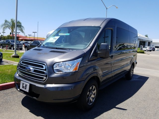 2019 Transit 250 Med Roof 4x2,  Passenger Wagon #T15102 - photo 8