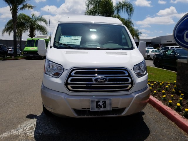 2019 Transit 150 Low Roof 4x2, Passenger Wagon #T15111 - photo 5