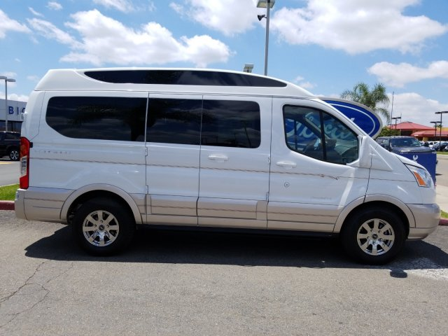 2019 Transit 150 Low Roof 4x2, Passenger Wagon #T15111 - photo 6