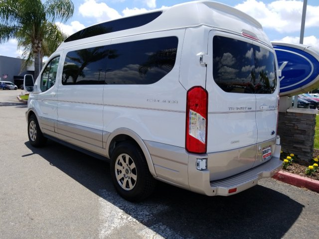 2019 Transit 150 Low Roof 4x2, Passenger Wagon #T15111 - photo 2