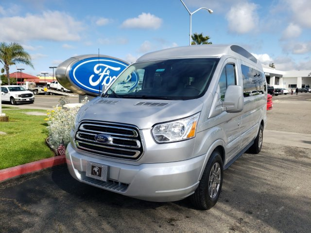 2019 Transit 150 Low Roof 4x2,  Passenger Wagon #T15116 - photo 1