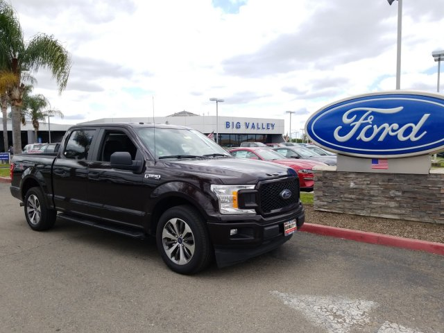 2019 F-150 SuperCrew Cab 4x2, Pickup #T15201U - photo 1