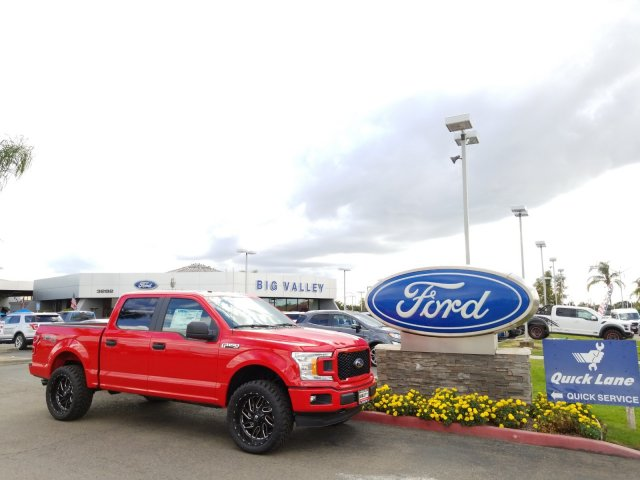 2019 F-150 SuperCrew Cab 4x4, Pickup #T15418 - photo 1