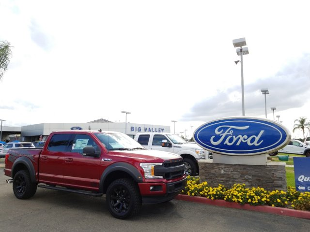 2019 F-150 SuperCrew Cab 4x4, Pickup #T15428 - photo 1