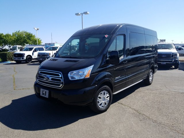 2019 Transit 250 Med Roof 4x2, Passenger Wagon #T15997 - photo 1