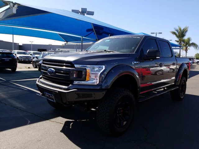 2020 F-150 SuperCrew Cab 4x4, Pickup #T16397 - photo 1