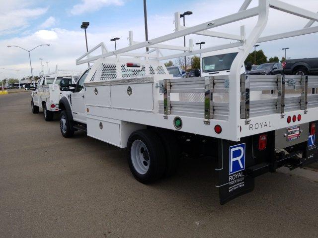 2019 F-550 Regular Cab DRW 4x2, Royal Contractor Body #T16492 - photo 1