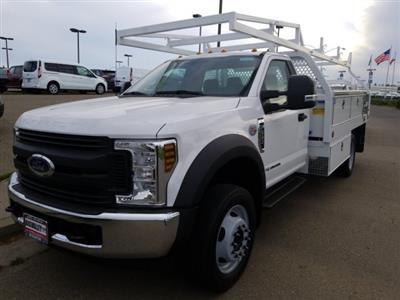 2019 F-550, Royal Contractor Body