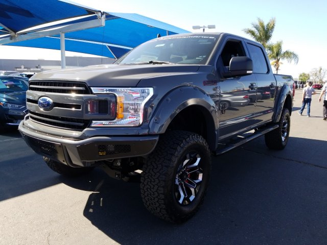 2020 F-150 SuperCrew Cab 4x4, Pickup #T16637 - photo 1