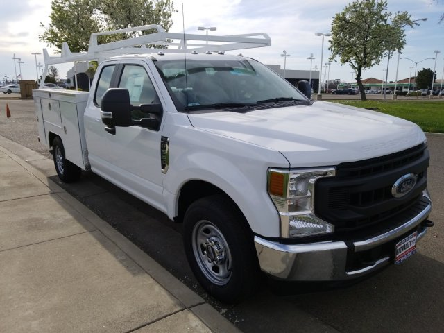 2020 Ford F-350 Super Cab 4x2, Scelzi Service Body #W1023 - photo 1