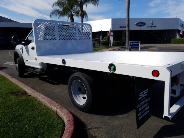 2020 Ford F-450 Regular Cab DRW 4x2, Scelzi Platform Body #T16919 - photo 1