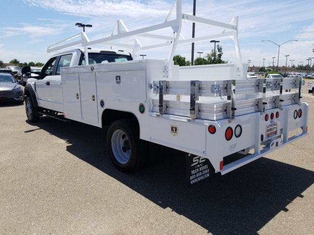 2020 Ford F-450 Crew Cab DRW 4x4, Scelzi Combo Body #T17060 - photo 1