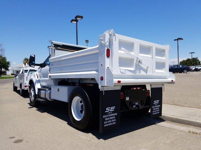 2021 Ford F-650 Regular Cab DRW 4x2, Scelzi Dump Body #T17136 - photo 1