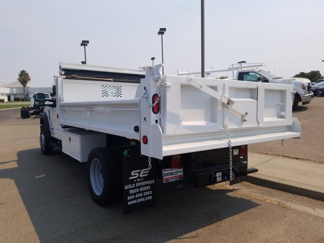 2020 Ford F-550 Regular Cab DRW RWD, Scelzi Dump Body #T17410 - photo 1