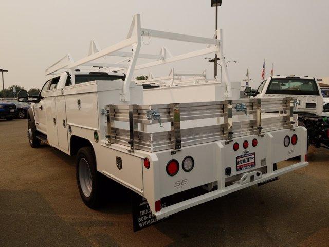 2020 Ford F-450 Crew Cab DRW 4x4, Scelzi Combo Body #T17740 - photo 1