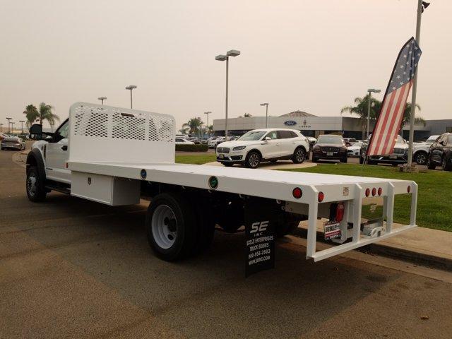 2020 Ford F-550 Regular Cab DRW RWD, Scelzi Platform Body #T17751 - photo 1