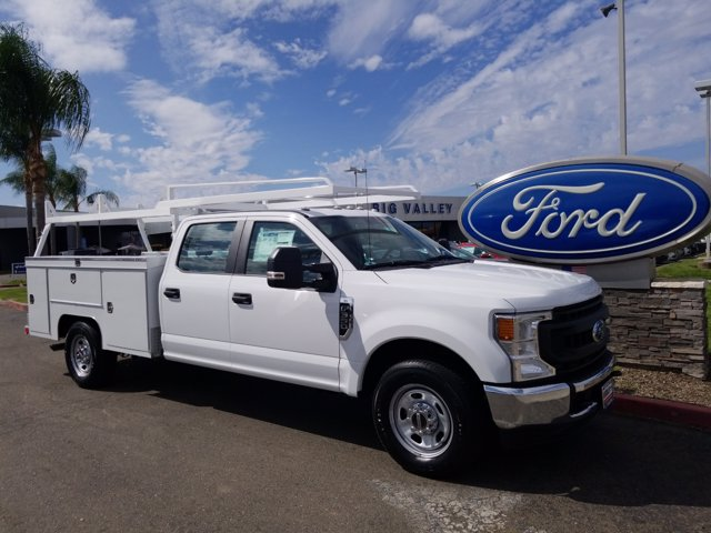 2020 Ford F-350 Crew Cab RWD, Scelzi Service Body #T17886 - photo 1