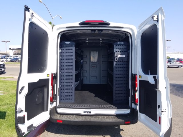 2020 Ford Transit 250 Med Roof 4x2, Sortimo Upfitted Cargo Van #T17894 - photo 1