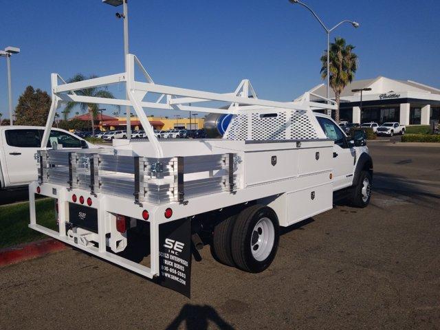 2020 Ford F-450 Regular Cab DRW 4x4, Scelzi Contractor Body #T17975 - photo 1