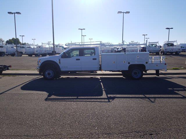 2021 Ford F-450 Crew Cab DRW 4x2, Scelzi Combo Body #W1082 - photo 1