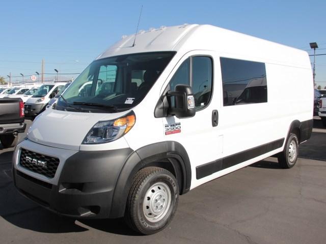 2020 Ram ProMaster 3500 High Roof FWD, Ranger Design Upfitted Cargo Van #R20258 - photo 1