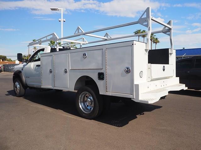 2020 Ram 5500 Regular Cab DRW 4x4, RhinoPro Truck Outfitters Service Body #R20744 - photo 1