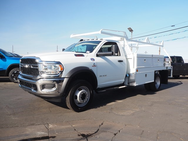 2020 Ram 5500 Regular Cab DRW 4x2, Scelzi Contractor Body #R20934 - photo 1