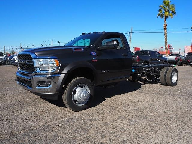 2021 Ram 5500 Regular Cab DRW 4x2, Cab Chassis #R21266 - photo 1