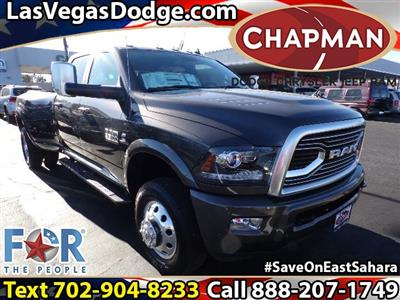 2018 Ram 3500 Crew Cab DRW 4x4,  Pickup #R8023 - photo 1