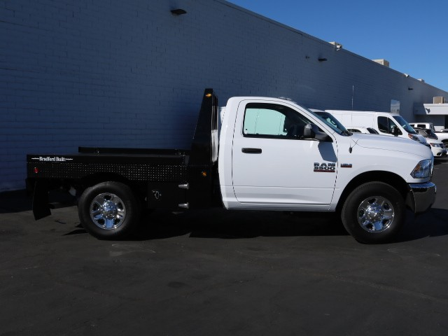 2018 Ram 3500 Regular Cab 4x2,  Bradford Built Platform Body #R8187 - photo 11