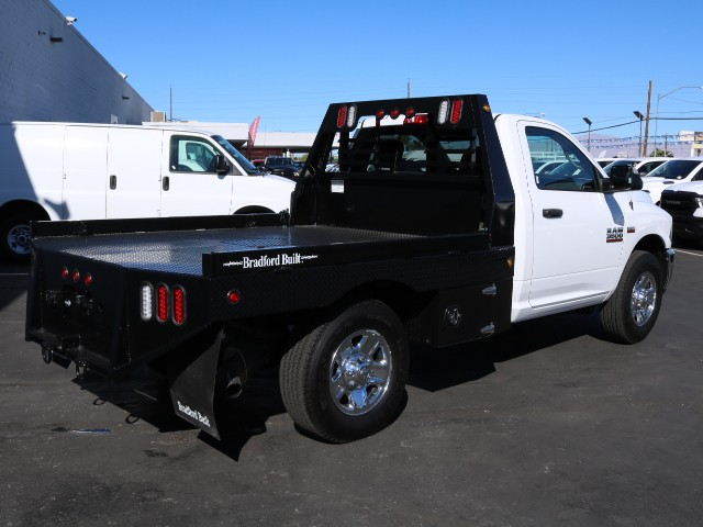 2018 Ram 3500 Regular Cab 4x2,  Bradford Built Platform Body #R8187 - photo 6