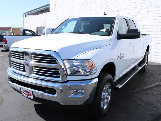 2018 Ram 3500 Mega Cab 4x4,  Pickup #R8334 - photo 4