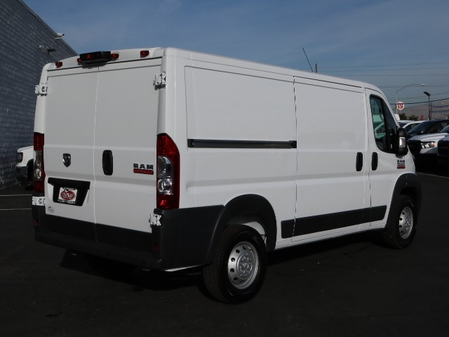 2018 ProMaster 1500 Standard Roof FWD,  Empty Cargo Van #R8578 - photo 6