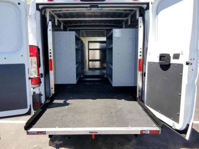 2018 Ram ProMaster 1500 Standard Roof FWD, CargoGlide Upfitted Cargo Van #R8579 - photo 1