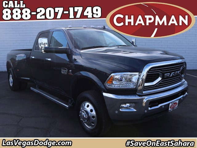 2018 Ram 3500 Crew Cab DRW 4x4,  Pickup #R8589 - photo 3