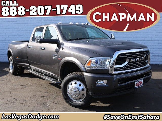 2018 Ram 3500 Crew Cab DRW 4x4,  Pickup #R8667 - photo 3