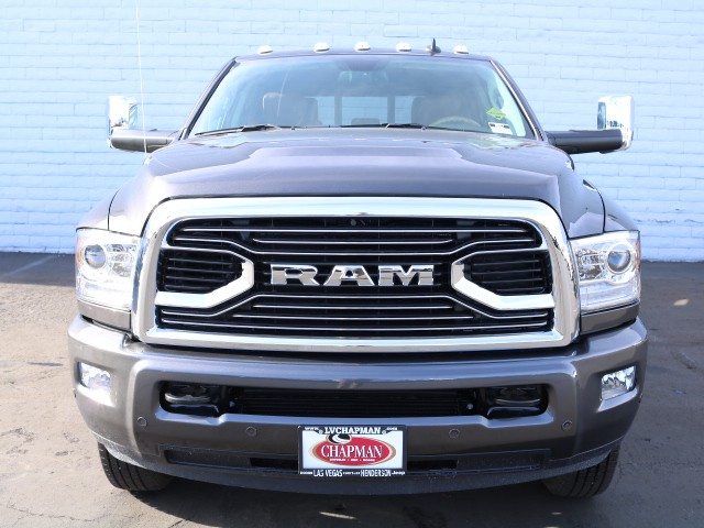 2018 Ram 3500 Crew Cab DRW 4x4,  Pickup #R8667 - photo 9