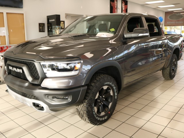 2019 Ram 1500 Crew Cab 4x4,  Pickup #R9136 - photo 1