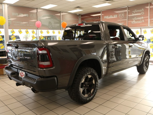 2019 Ram 1500 Crew Cab 4x4,  Pickup #R9136 - photo 7