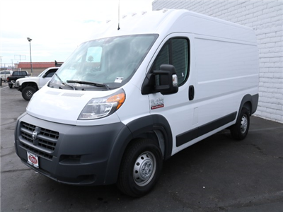 2018 ProMaster 2500 High Roof FWD,  Empty Cargo Van #T3741 - photo 4